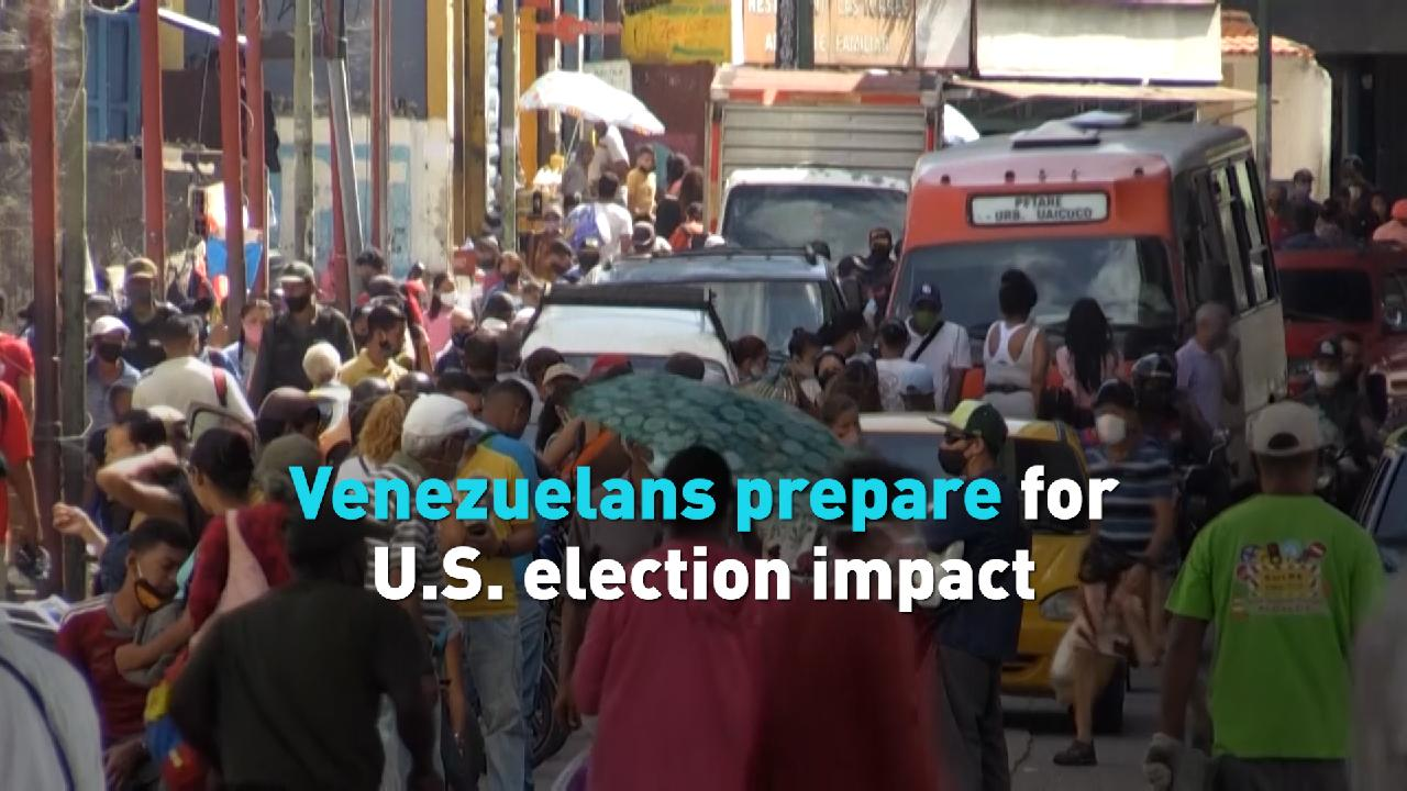 Venezuelans prepare for fallout from U.S. election