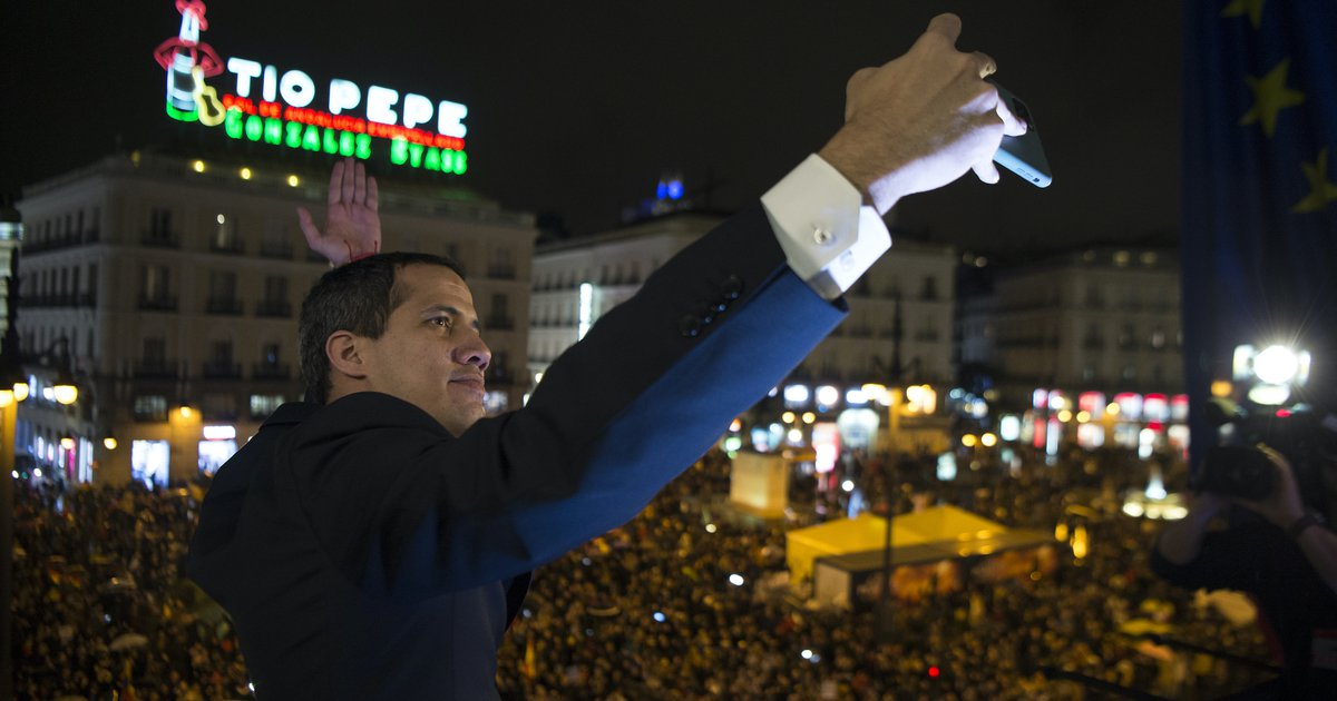 Guaidó proposes to step aside if Maduro does so to conduct free, fair, and verifiable elections