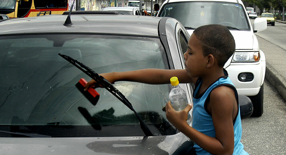 Child Labor Grows in Venezuela | Caracas Chronicles