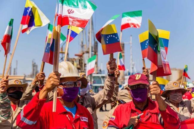 Iran and Venezuela: Odd Bedfellows