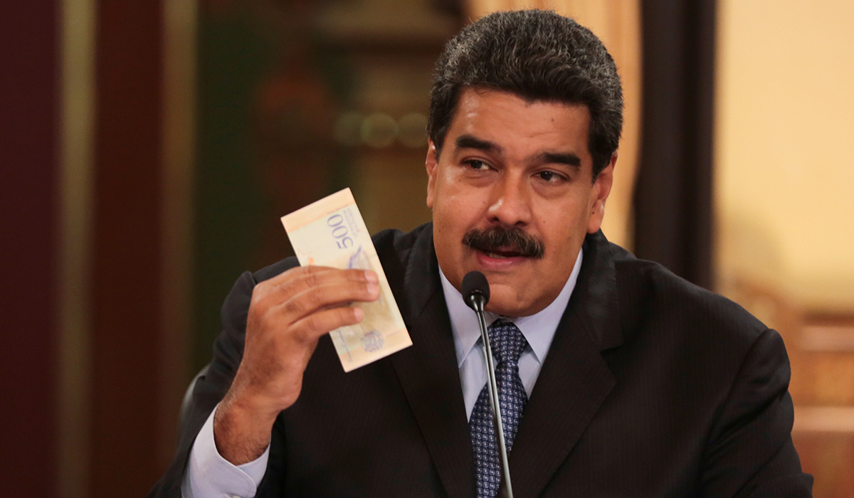 Finally, Maduro is Listening   National Review