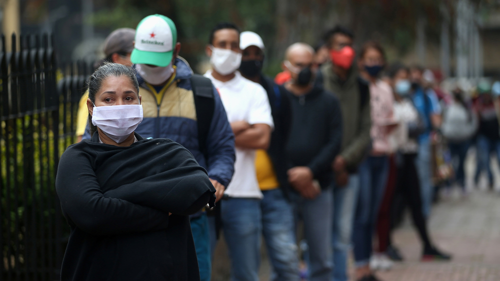 5.4 Million Venezuelans Outside Their Home Country | Caracas Chronicles