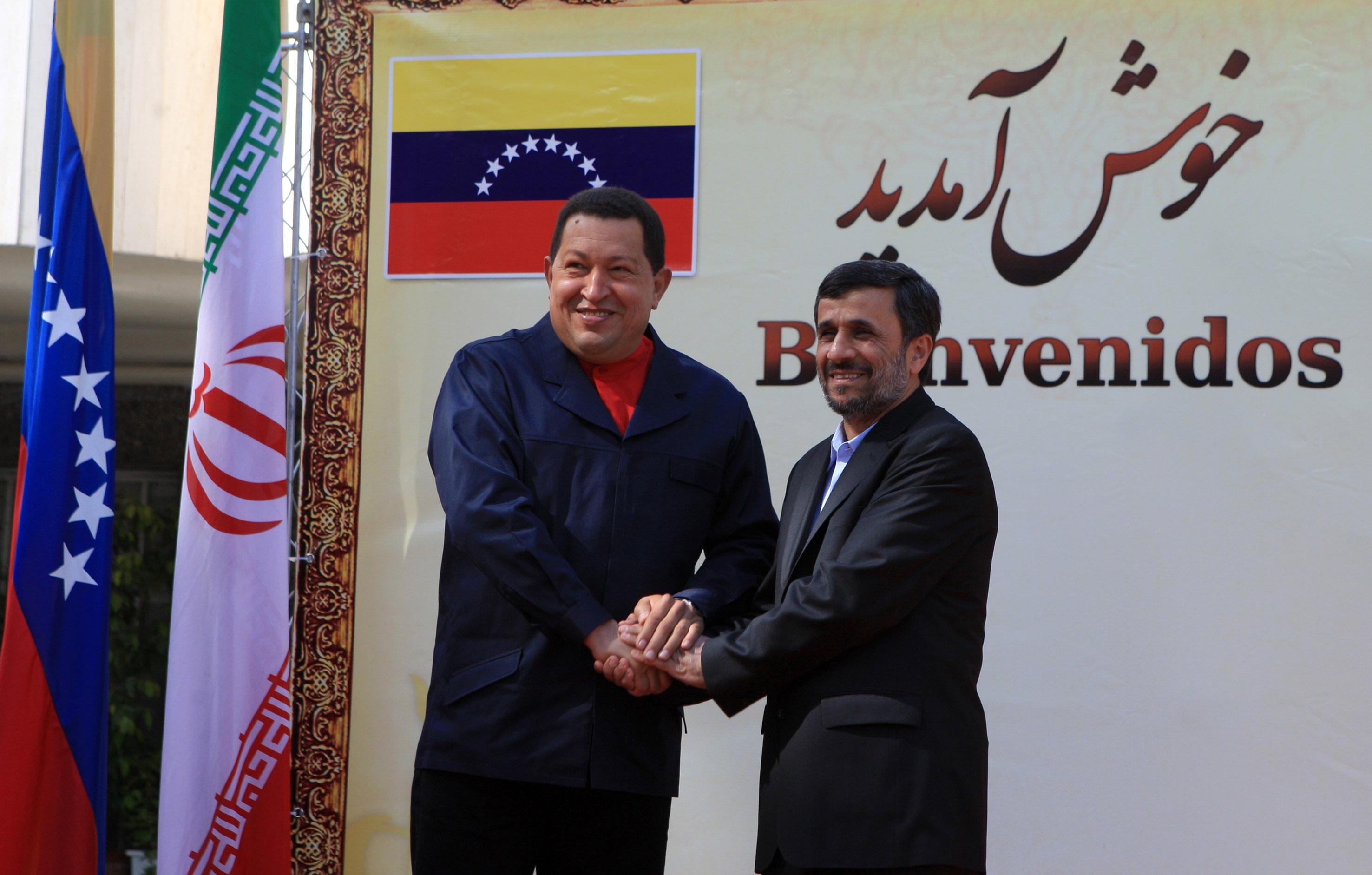 Khatami and Chavez