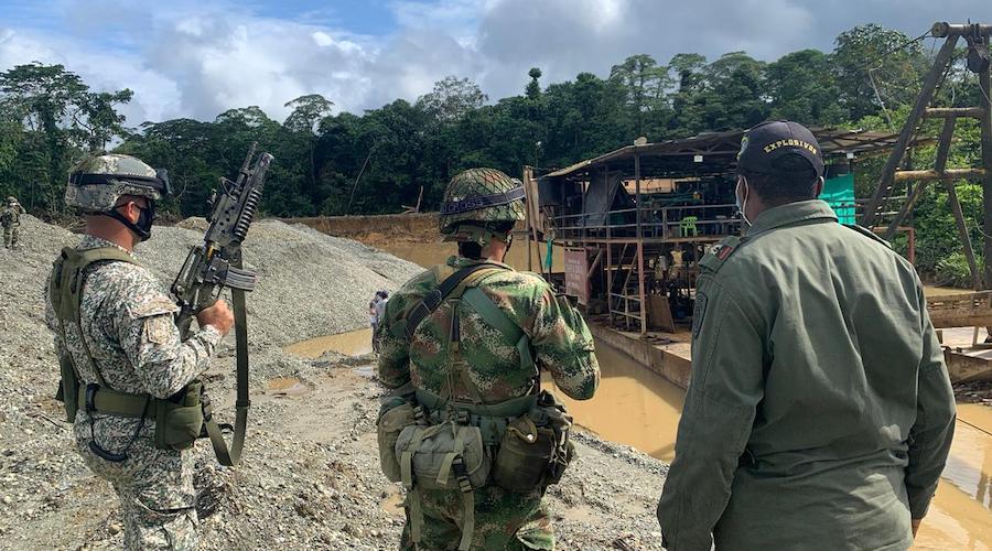 Illegal mining, drugs fund thousands of criminals operating in Venezuela – MINING.COM