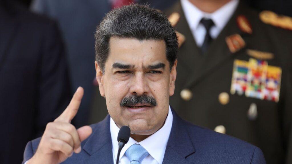 Sanctioning Maduro's Enablers