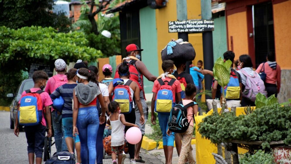 Pope prays for Venezuelans hit hard by Covid-19 and poverty – Vatican News
