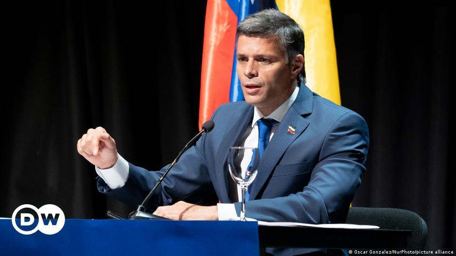 Venezuela: Opposition activist calls for more international support | DW | 04.02.2021