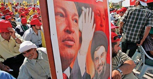 Venezuela's Clans Usher Hezbollah in Through the Front Door