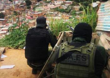 El Coqui's Ambition Fuels Urban Warfare in Caracas