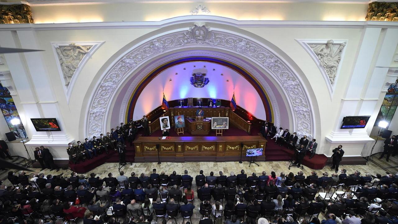 Venezuela National Assembly urges expulsion of EU ambassador – France 24