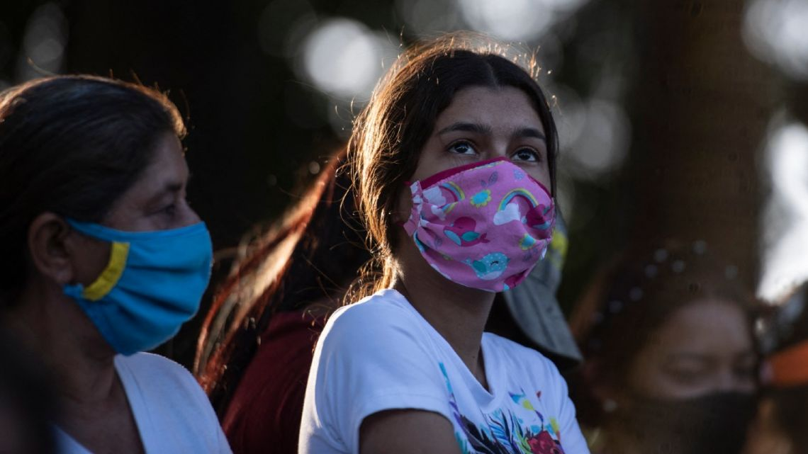 Venezuelans protest femicide after three women murdered in a week