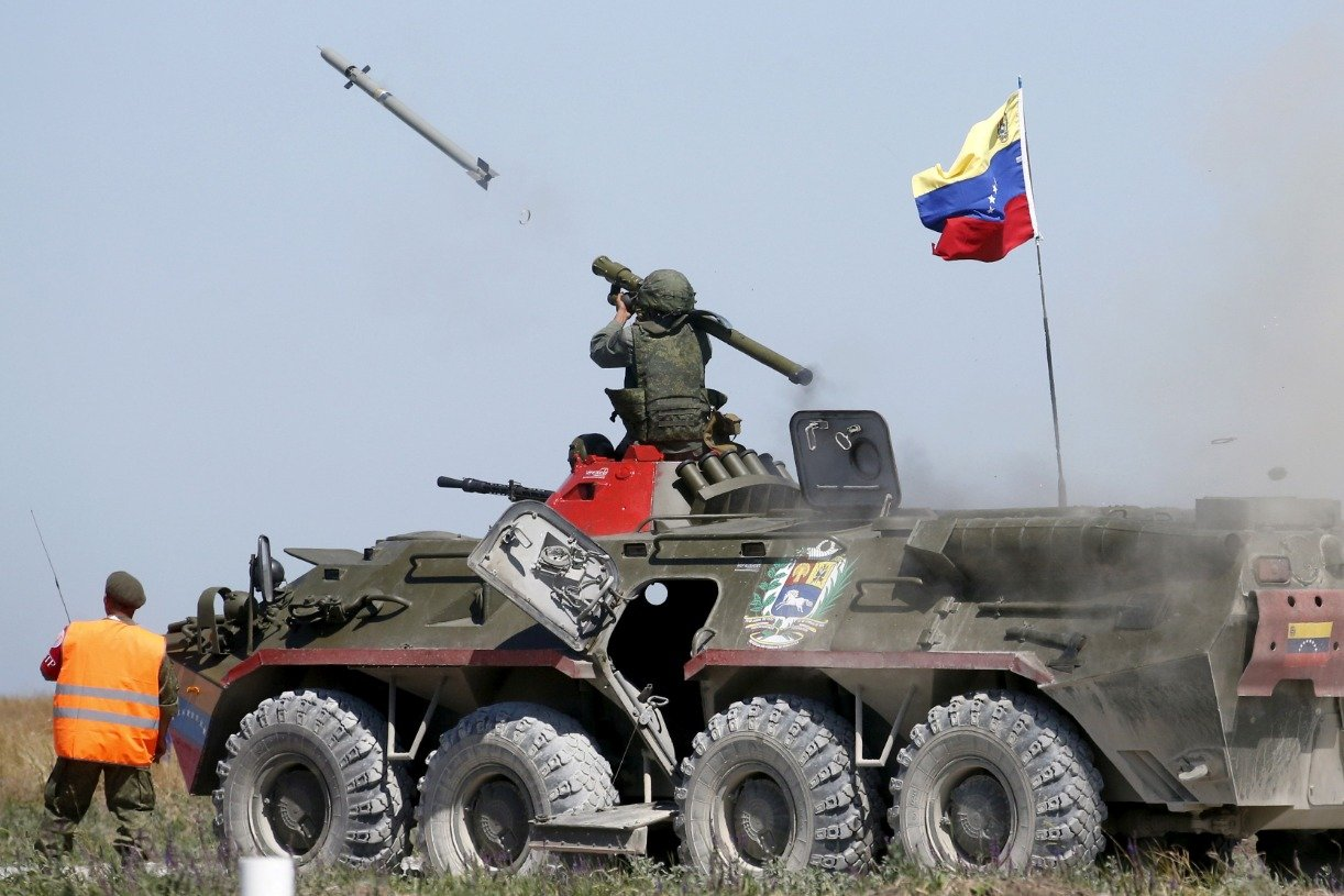 Could Russia Provoke a Second Cuban Missile Crisis in Venezuela?
