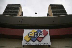 Venezuelan Civil Society Presents Electoral Council Candidates