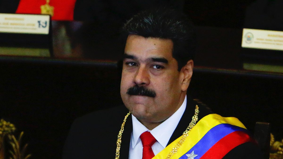 How Alleged Illicit Gold Trade Feeds the Chavista Regime