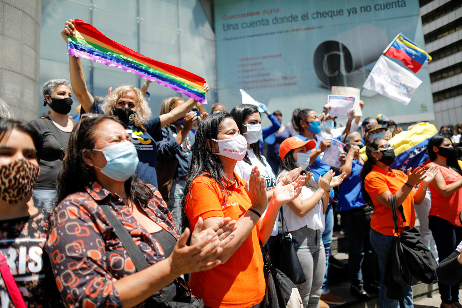 How the Maduro regime's intensifying crackdown is harming women – Atlantic Council