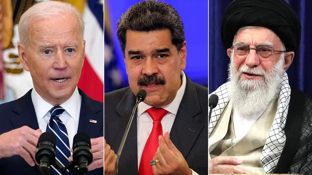Iran cozies up with Venezuela, creeping into America's backyard