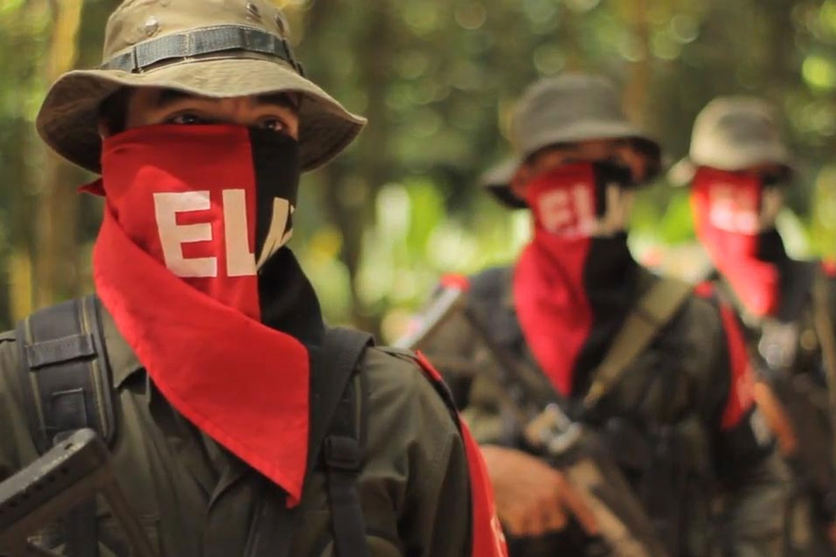 ELN goes diplomatic as Colombia and Venezuela bicker over border security
