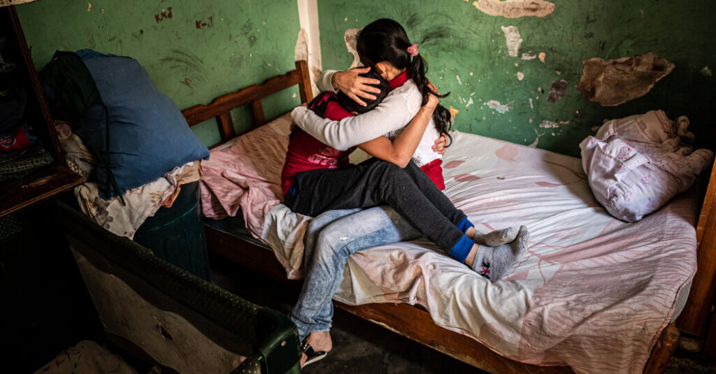 The Only Ones Arrested After a Child's Rape: The Women Who Helped Her