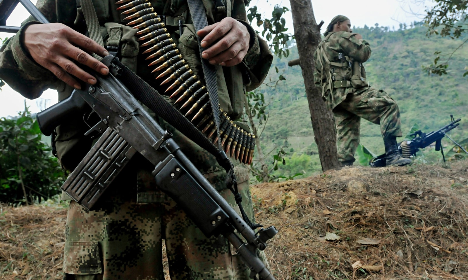 Human Rights Watch Claims Abuse Against Civilians in the Apure Conflict | Caracas Chronicles
