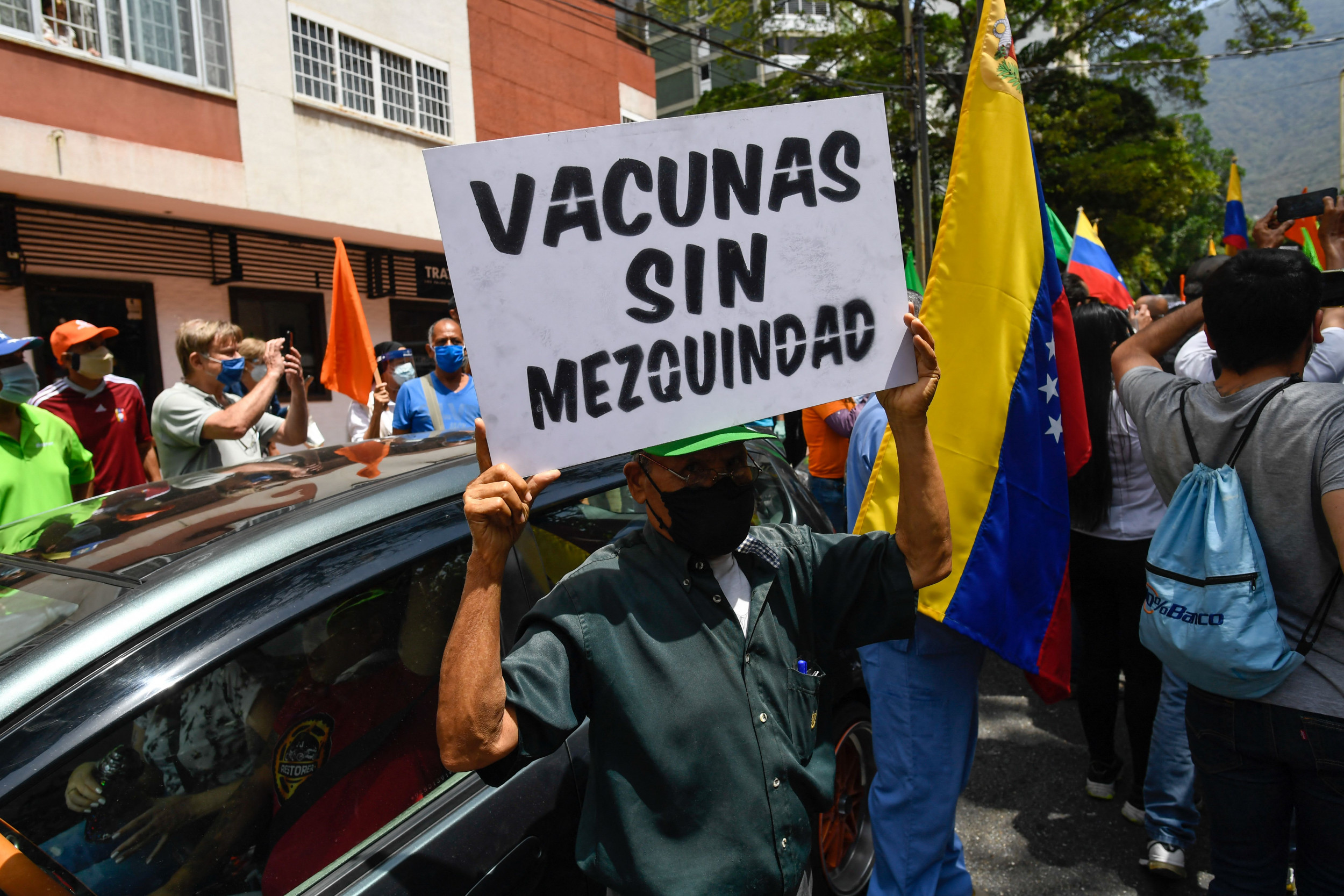 Florida voter reactions could be key to U.S. decisions on Venezuela policies