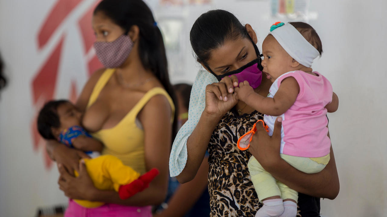 Free contraception helps fight high Venezuela teen pregnancy rate – France 24