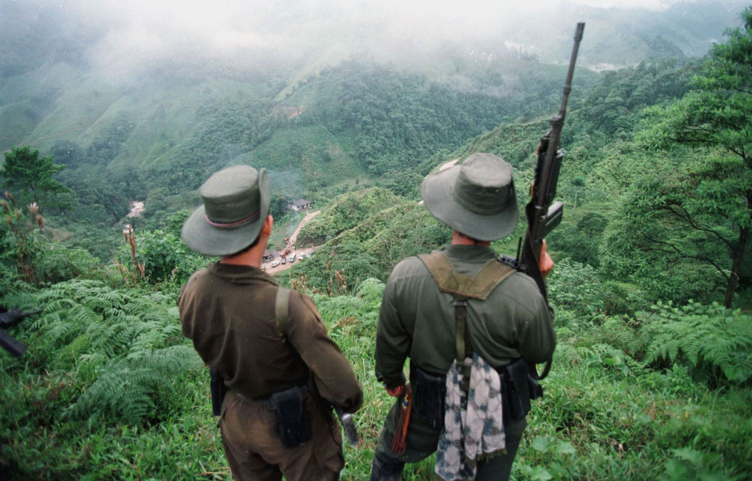 The Chickens Have Come Home to Roost: Venezuelan Skirmishes on the Border