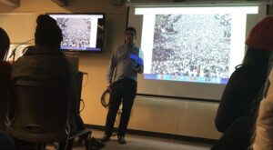 The One Venezuelan Student in Linfield University | Caracas Chronicles