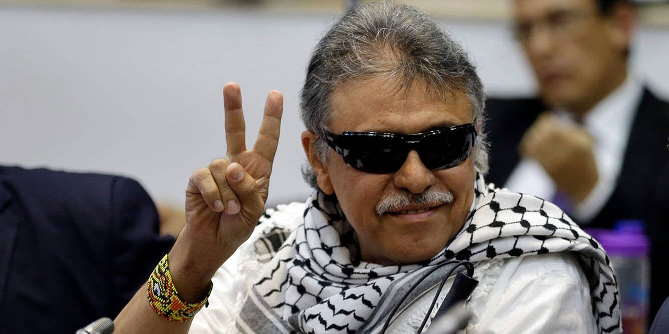 Death of Jesús Santrich Throws Wrench Into Conflict in Venezuela