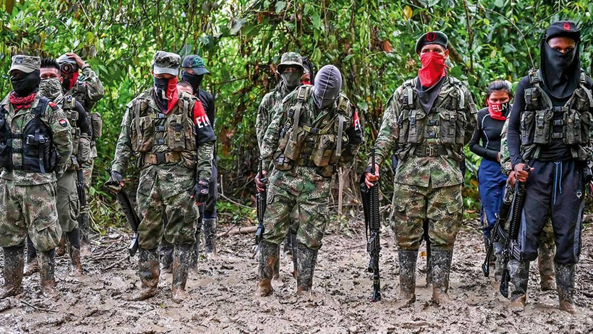 El Tiempo: Así delinquen en Venezuela 1.500 integrantes del ELN y las disidencias