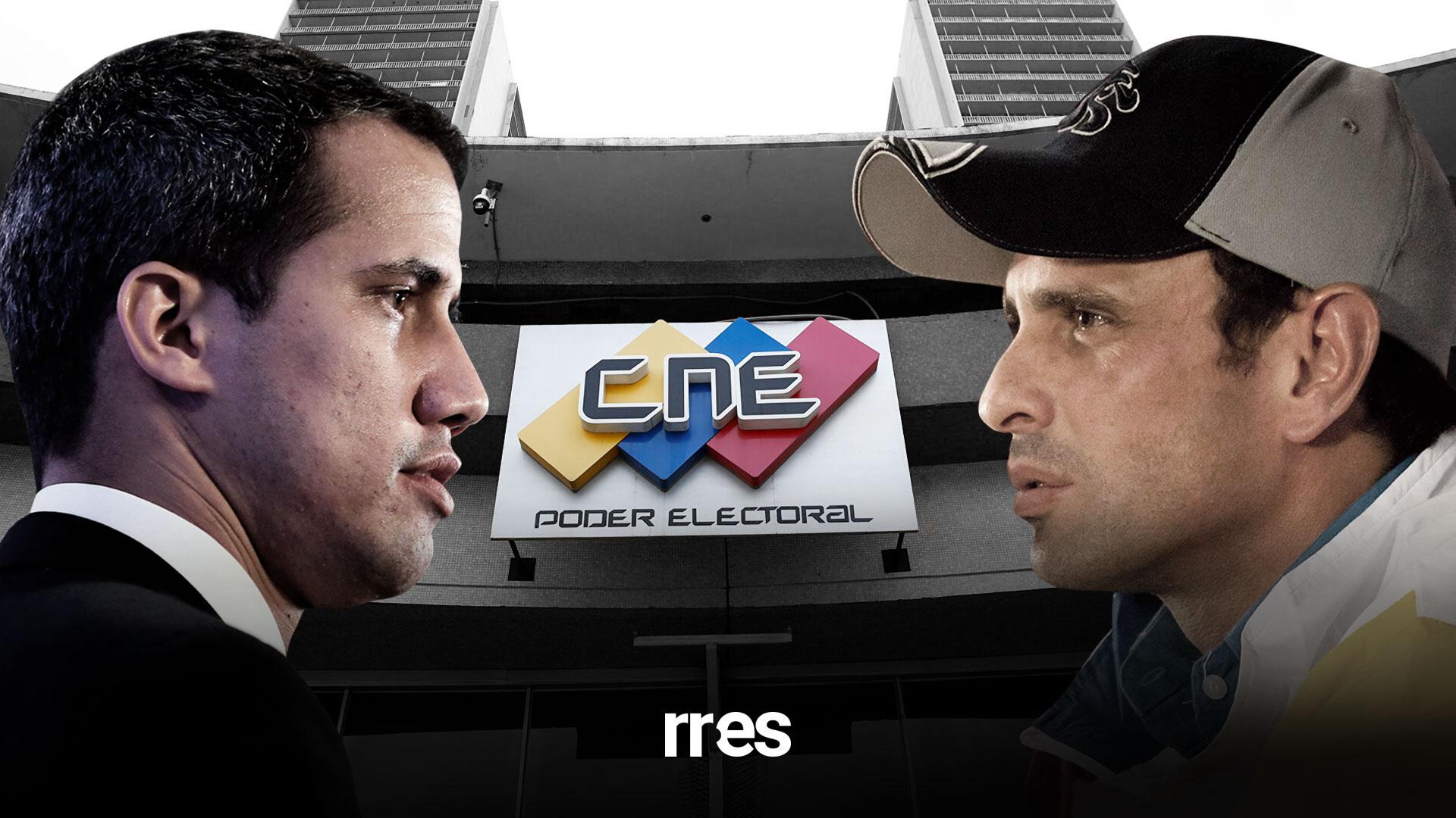 Capriles y Guaidó se aproximan forzados por las circunstancias – Runrun