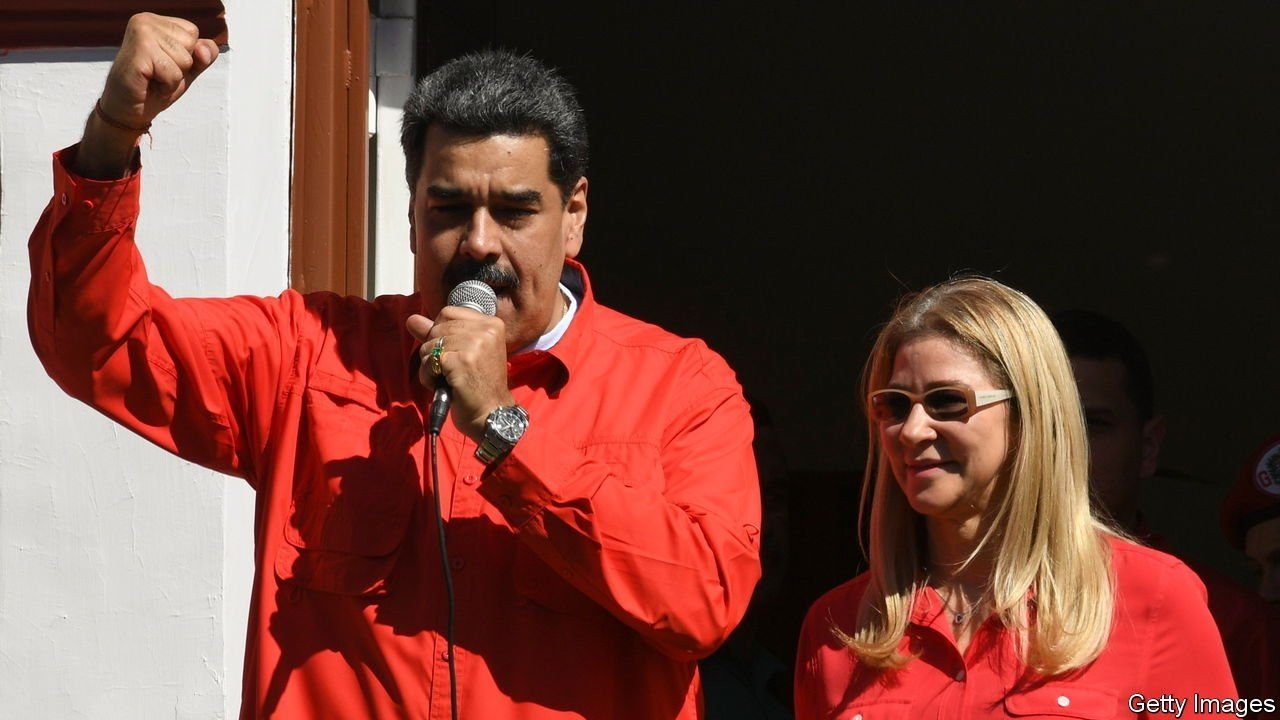 Venezuela's strongman wants to improve relations with the United States