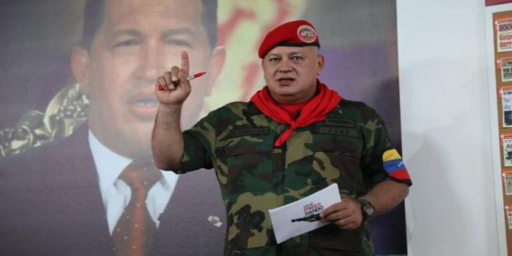Diosdado Cabello ataca a ABC por la exclusiva que publicó sobre sus negocios ilegales el pasado domingo