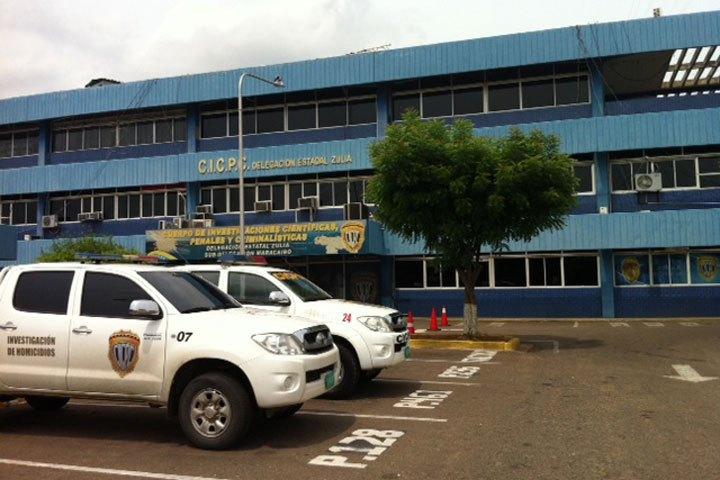 Atacan con fusiles y una granada la sede del Cicpc en Maracaibo