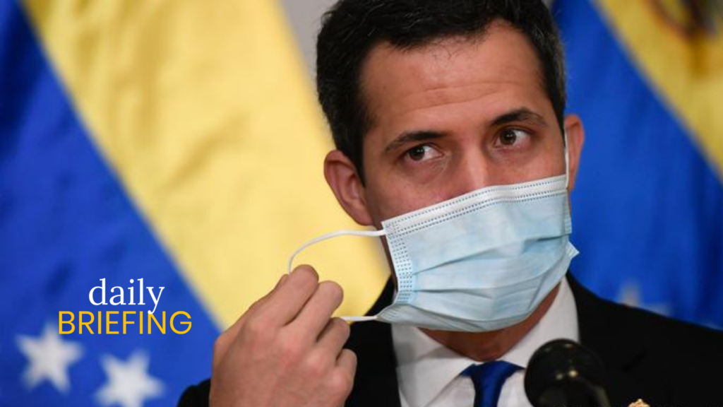 Guaidó: «A Negotiation With Open Microphones Undermines The Seriousness Of The Process» | Caracas Chronicles