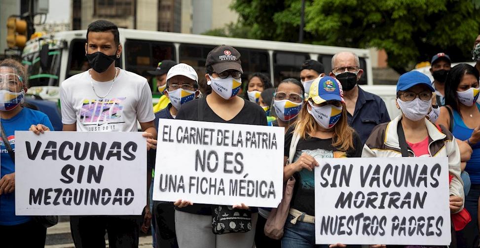 Maduro acumula denuncias en la ONU por extorsión ideológica con las vacunas