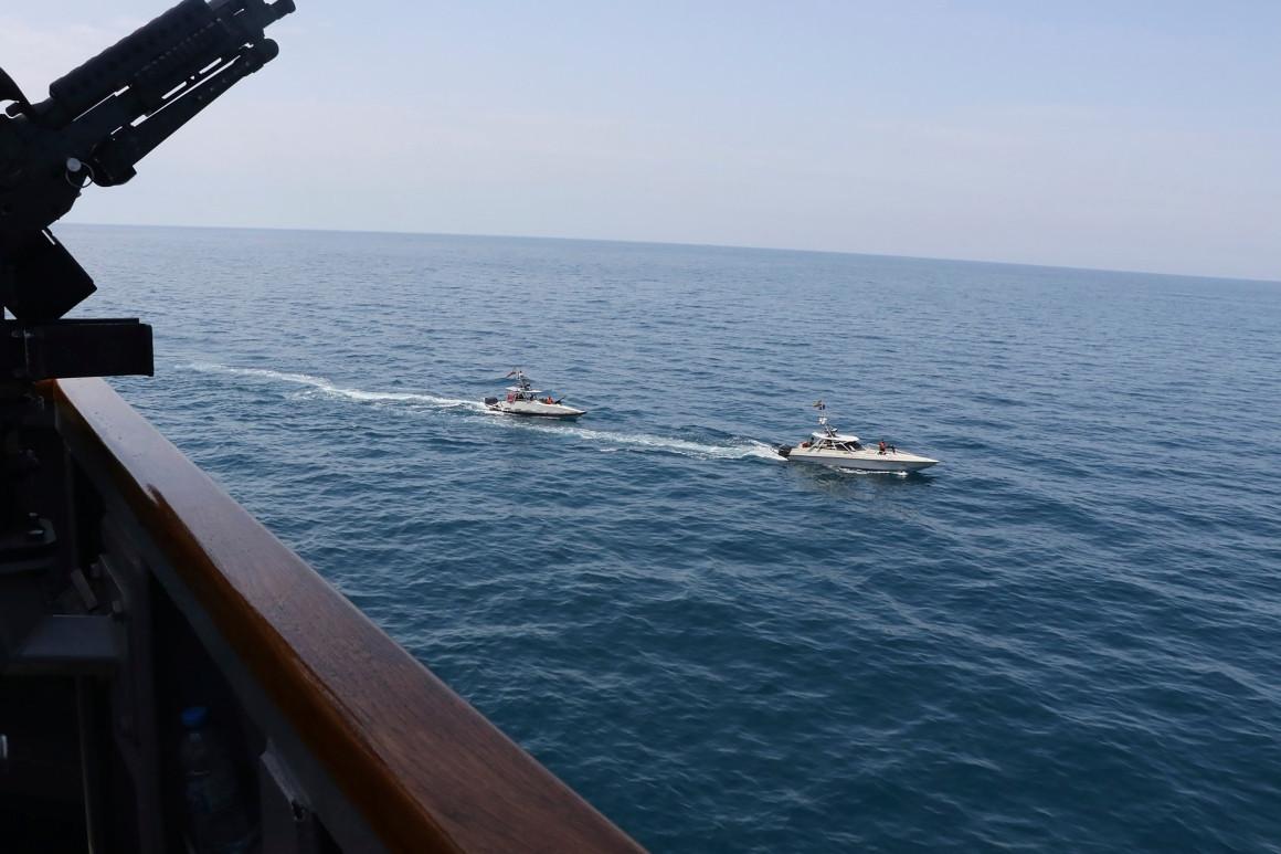 EEUU exigió a Maduro y Díaz Canel que rechacen los barcos de guerra iraníes