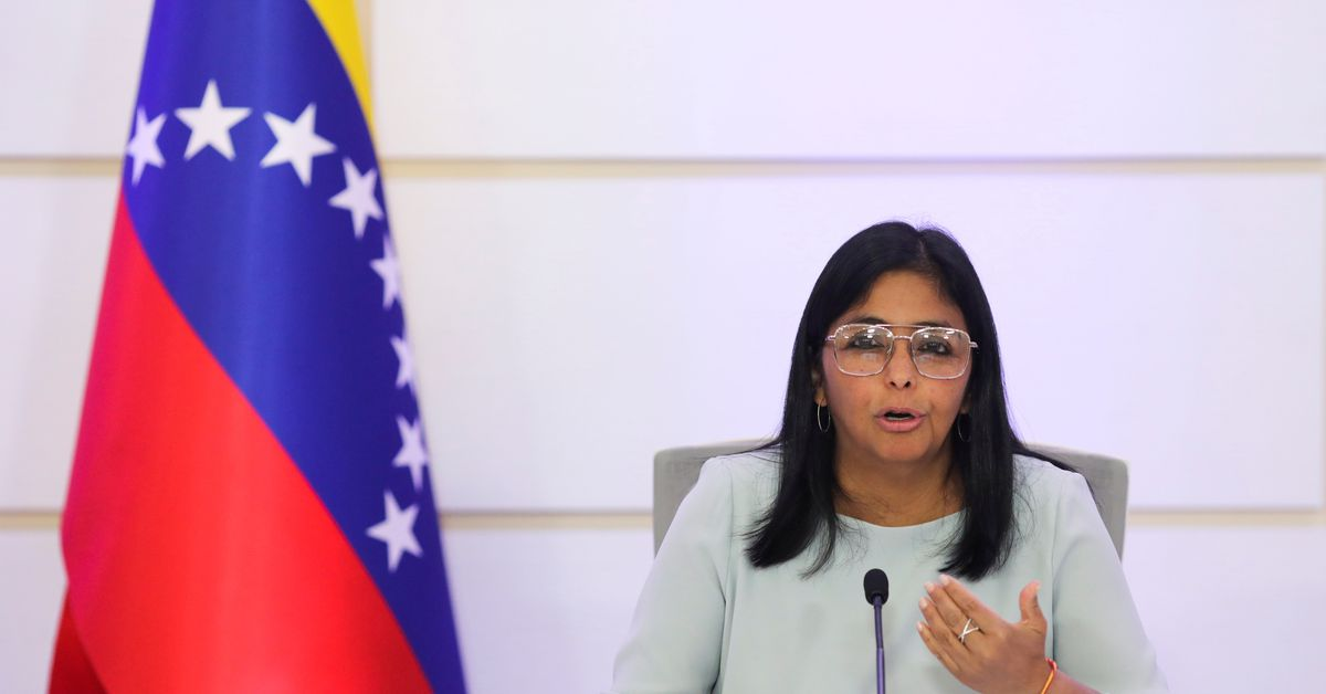 Venezuela says payments to COVAX vaccine system have been blocked