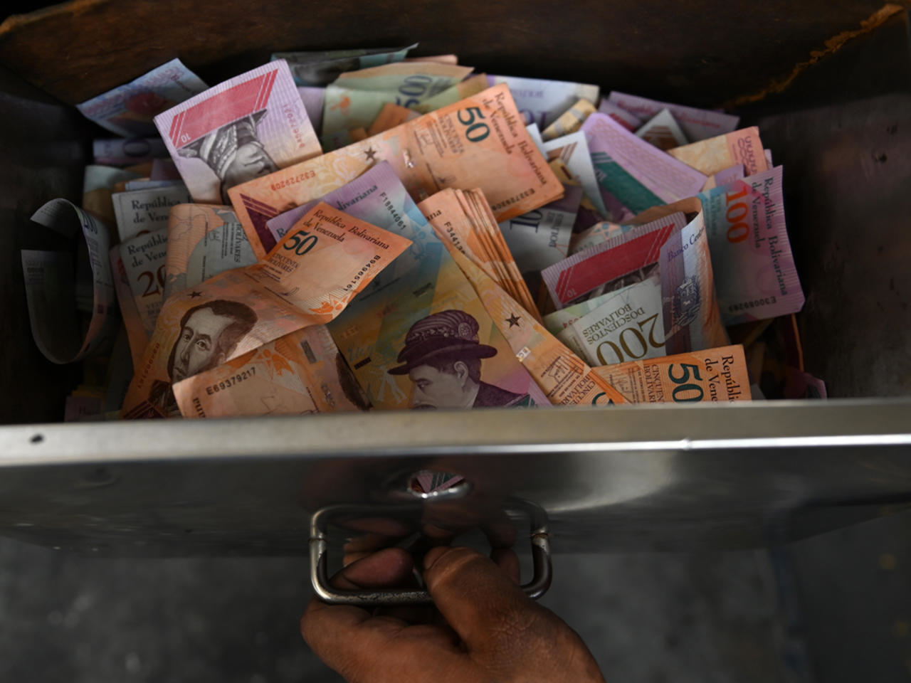Live.Die.Repeat: A New Currency Redenomination Is Coming to Venezuela | Caracas Chronicles