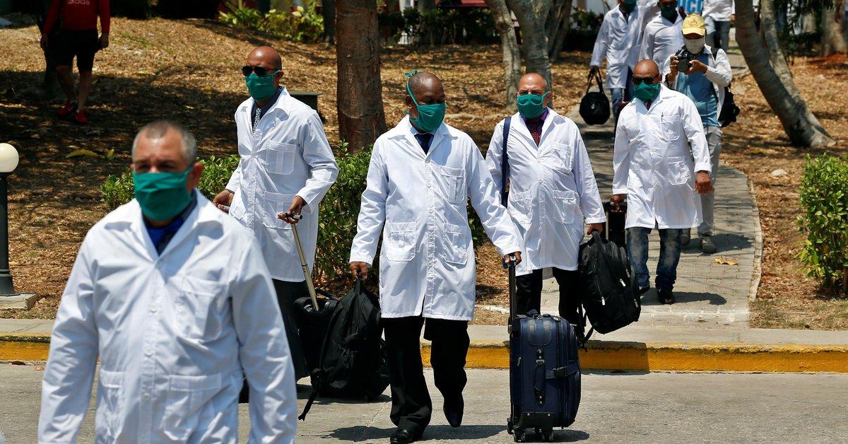 El Parlamento Europeo calificó como trata de personas y esclavitud moderna a las misiones de médicos cubanos en el extranjero