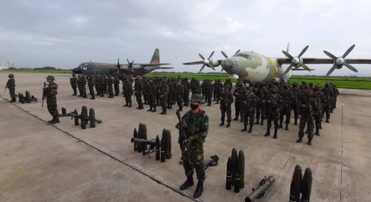 Chavismo desplegó tropas para enfrentar otro posible conflicto armado en Apure