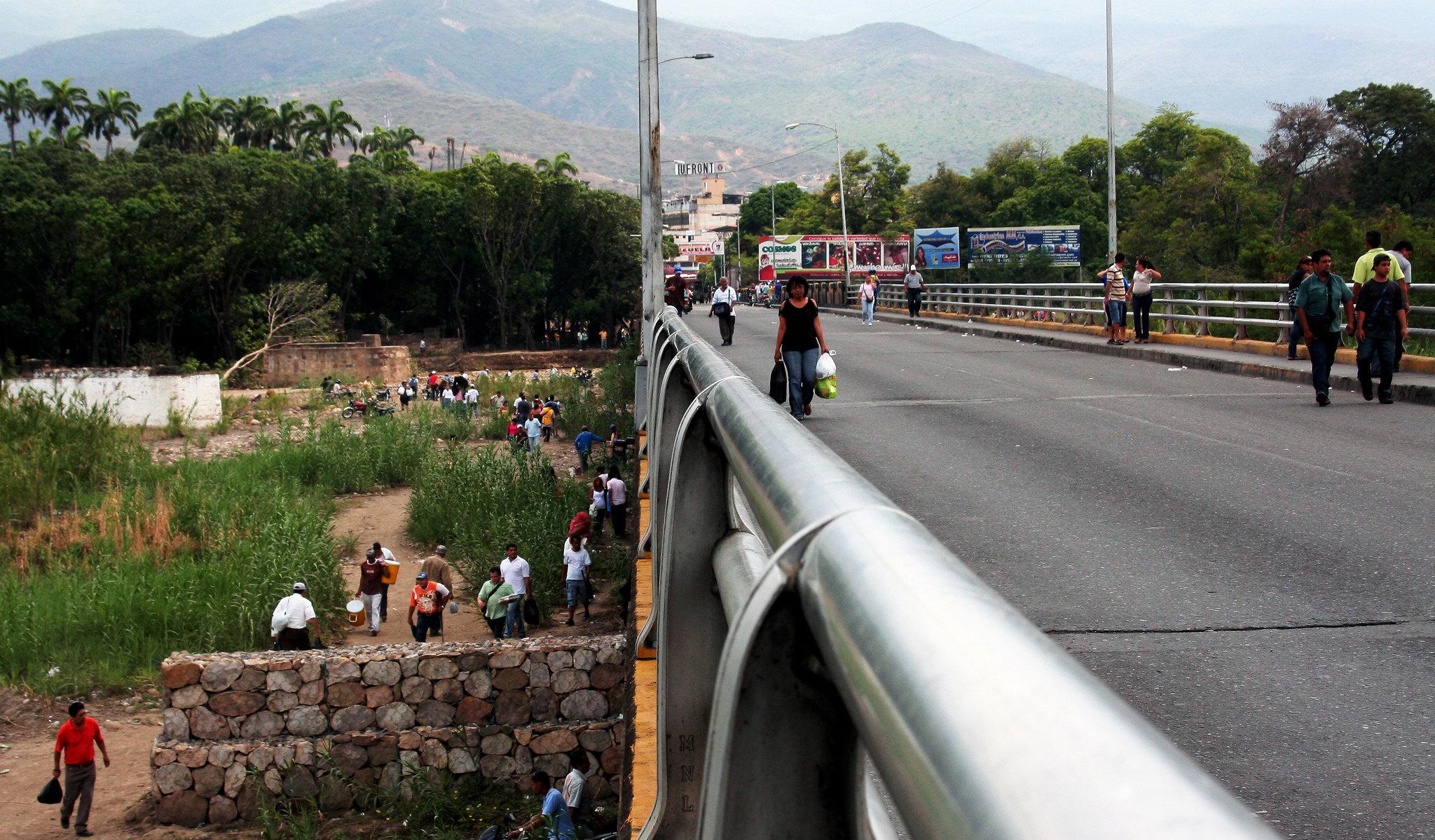 Anuncian donación de $ 1500 millones para migrantes venezolanos