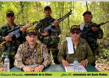 A Black Cap and A Photo – How John 40 Shook Up FARC Dissidents