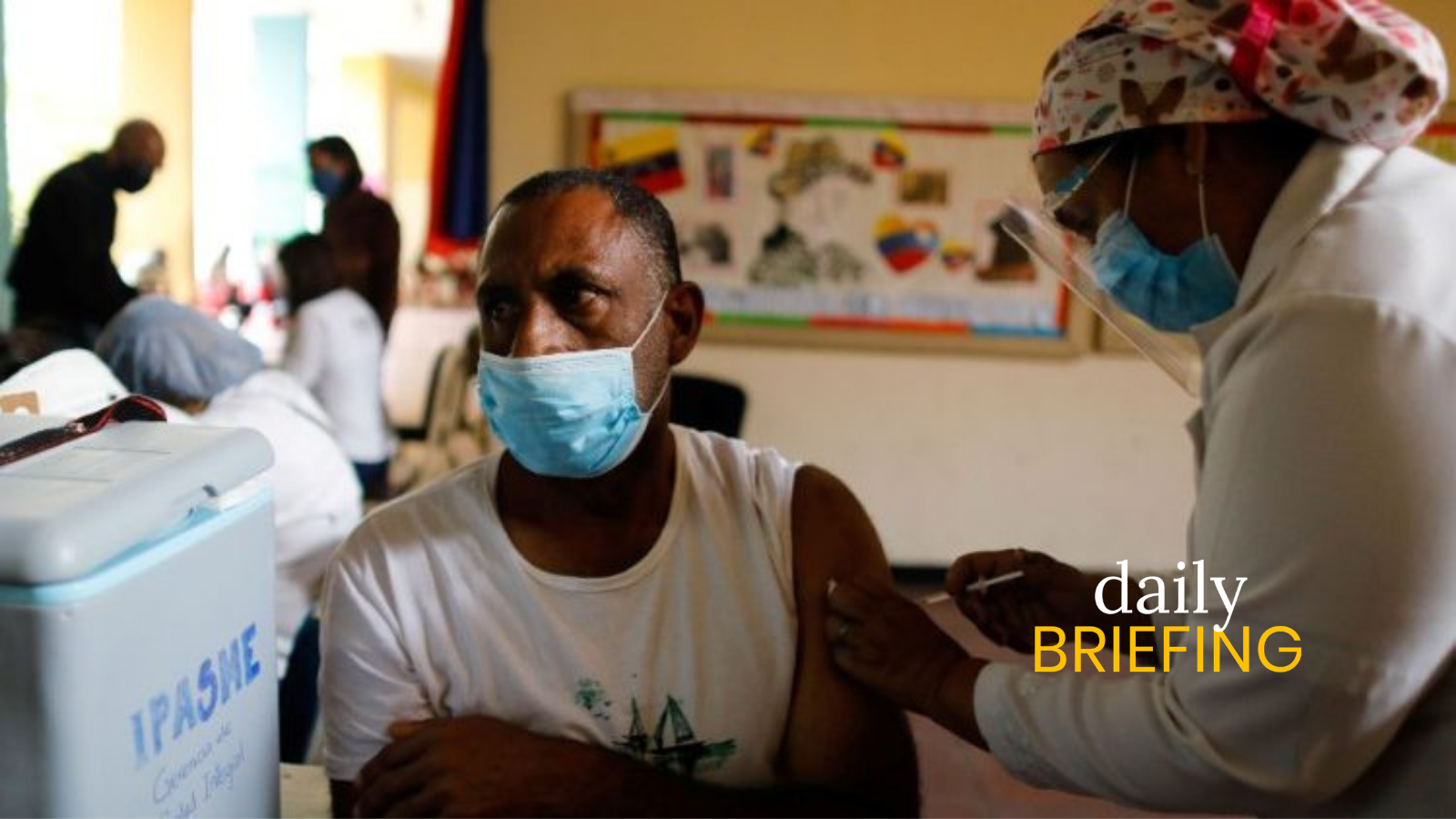 The Vaccine: Doses of Discrimination | Caracas Chronicles