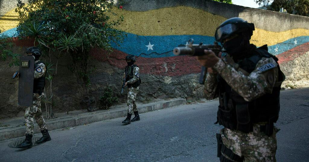 El Coqui's Victory – An Urban Invasion in Caracas