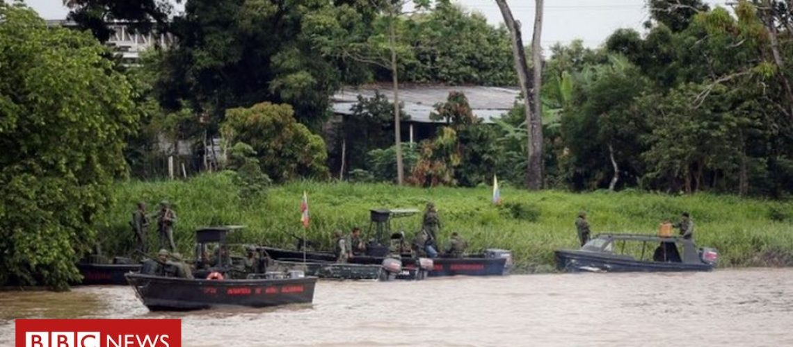 Venezuela says eight abducted soldiers rescued