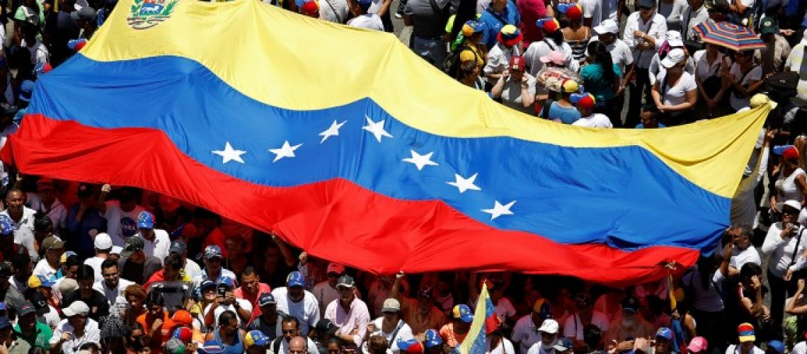 Is Venezuela Preparing For A Military Strike On Colombia? | OilPrice.com