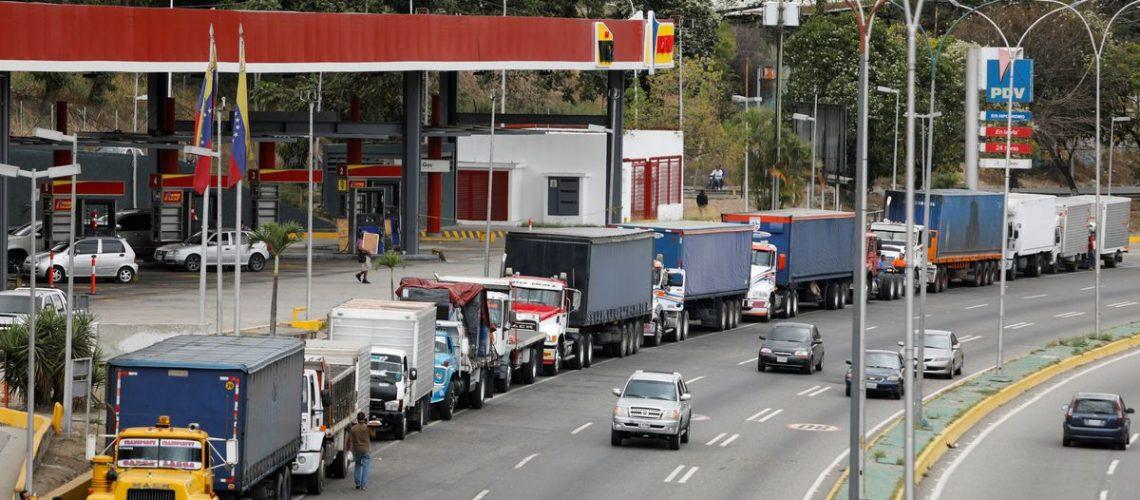 EXCLUSIVE First diesel cargo in six months arrives in Venezuela -sources