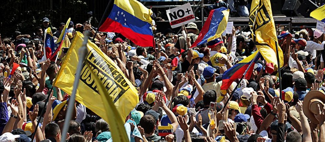 Boycotting Elections: Venezuela's Opposition is Running Out of Options – McGill Journal of Political Studies
