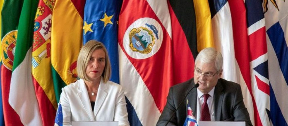 The claim of Venezuelan politicians to the International Contact Group